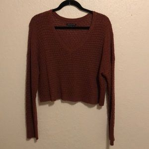 American Eagle crop top sweater